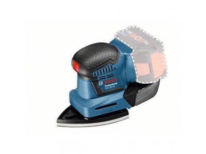 Akumulátorová vibrační bruska GSS 18V-10 Professional 06019D0200
