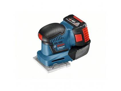 Akumulátorová vibrační bruska GSS 18V-10 Professional 06019D0201