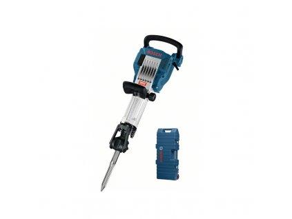 Bourací kladivo GSH 16-28 Professional 0611335000  + prodloužená záruka 3 roky + taška Bosch Professional v hodnotě 499,- Kč