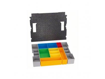 Boxy kuložení malých dílů L-BOXX 102 inset box set 12 kusů 1600A001RZ