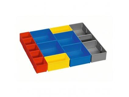 Boxy kuložení malých dílů i-BOXX 53 inset box set 12 kusů P 1600A001S5