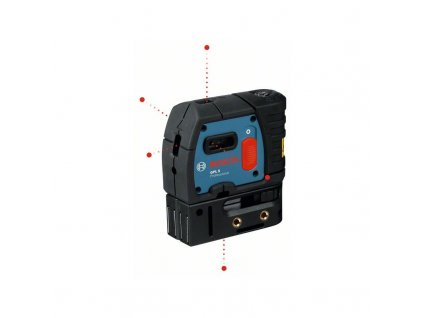 Bodový laser GPL 5 Professional 0601066200