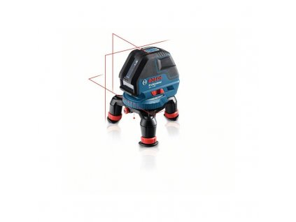 Čárový laser GLL 3-50 Professional + přijímač LR2 0601063803