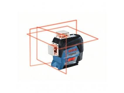 Čárový laser GLL 3-80 C Professional 0601063R00