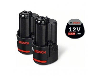 Akumulátor 2× GBA 12V 2.0Ah Professional 1600Z00040