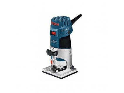 Ohraňovací frézka GKF 600 Professional 060160A100