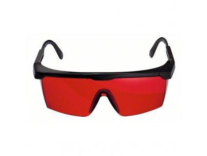 Brýle pro práci slaserem Brýle pro práci s laserem (červené 1608M0005B