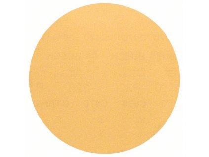 Listy brusného papíru C470, balení 50 ks 125 mm, 320 2608621044