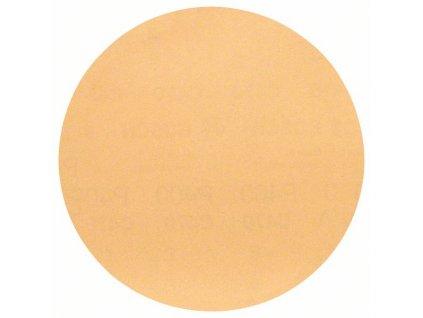 Listy brusného papíru C470, balení 50 ks 125 mm, 400 2608621045
