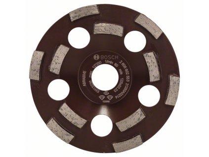 Diamantový hrncový kotouč Expert for Abrasive 125 x 22,23 x 4,5 mm 2608602553