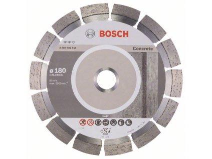 Diamantový dělicí kotouč Expert for Concrete 180 x 22,23 x 2,4 x 12 mm 2608602558