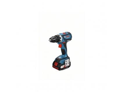 Akumulátorový vrtací šroubovák GSR 18 V-EC Professional 06019E8106 06019E9106