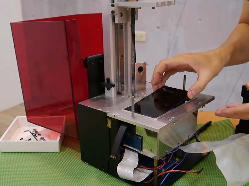 Servis a údržba 3D tiskáren.