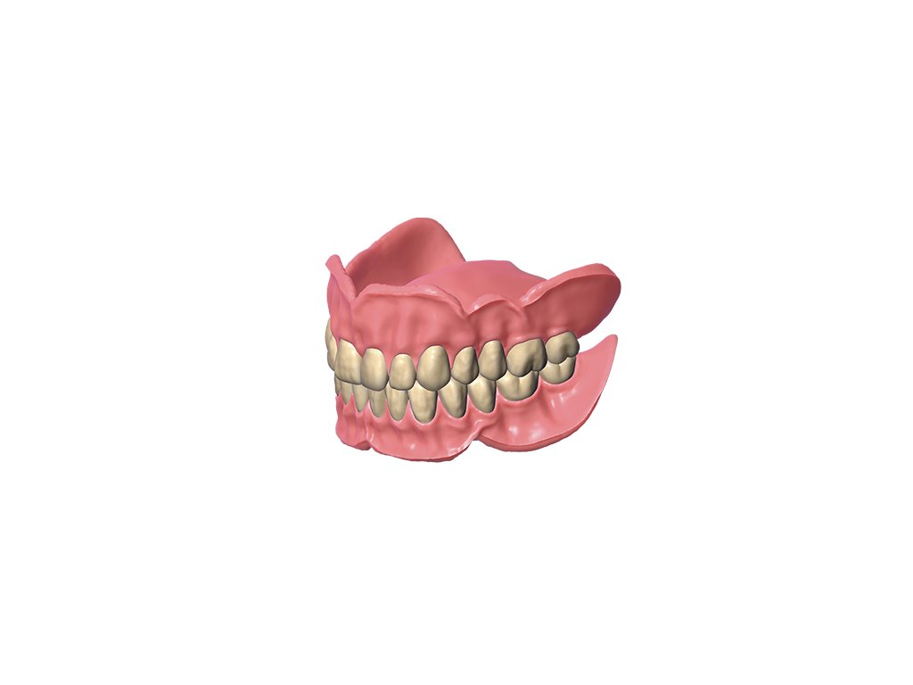stage full denture module desktop
