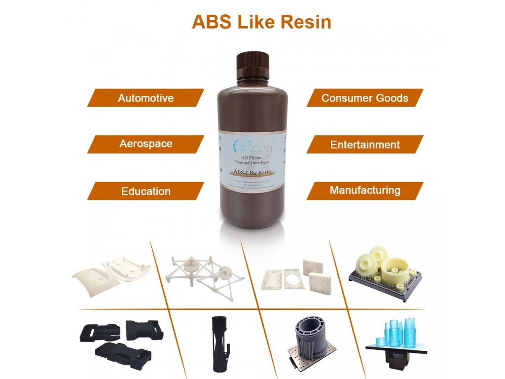 abs like resin