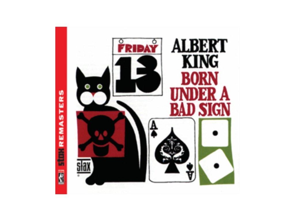 Albert King - Born Under a Bad Sign [Remastered] (Music CD)