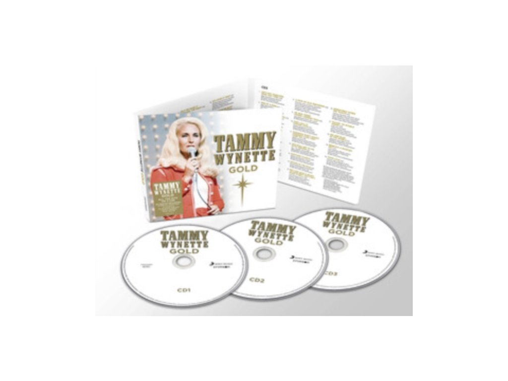Tammy Wynette – Gold (Music CD)