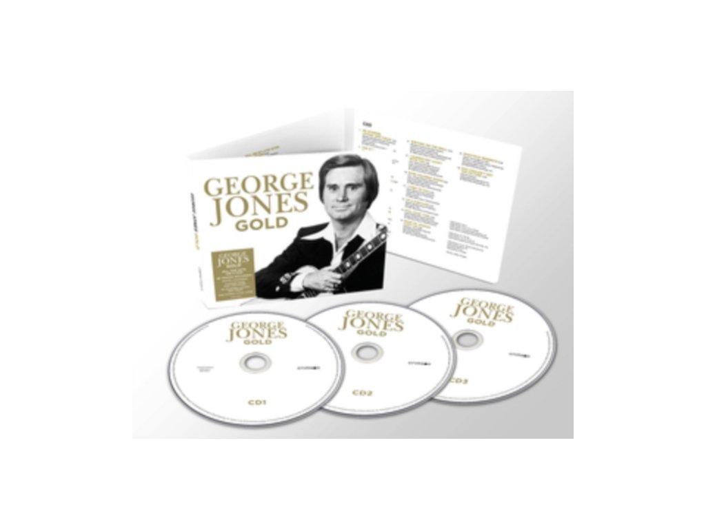 George Jones – Gold (Music CD)
