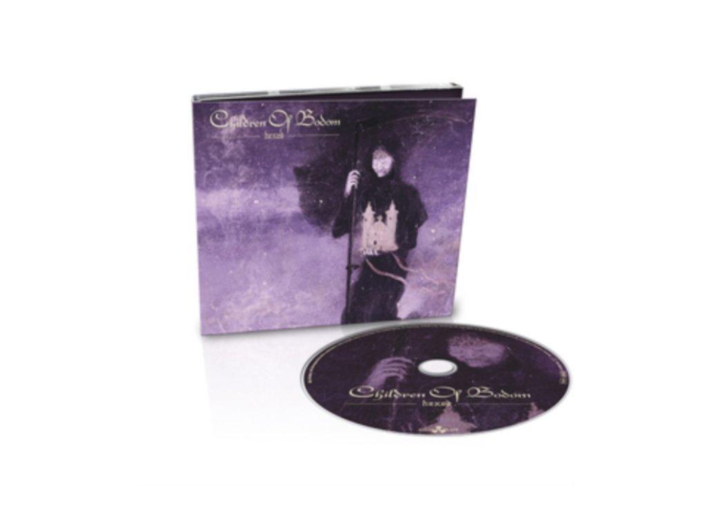 Children Of Bodom - Hexed (Digipak + 3 bonus track) (Music CD)