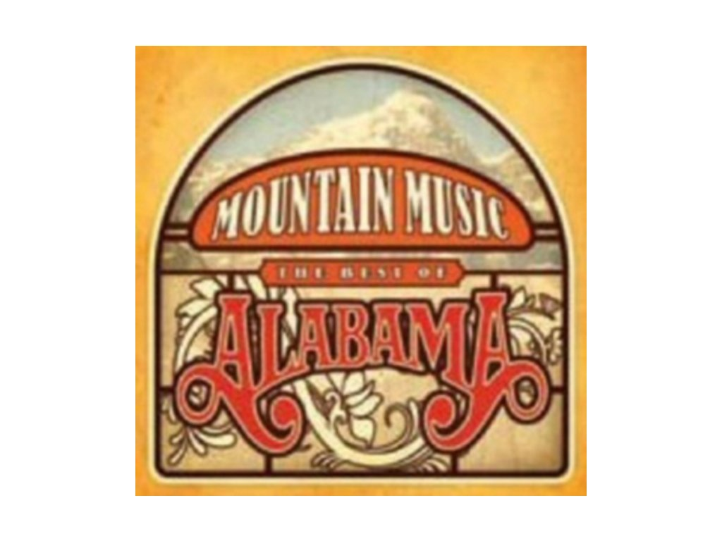 Alabama - Mountain Music (The Best Of Alabama) (Music CD)