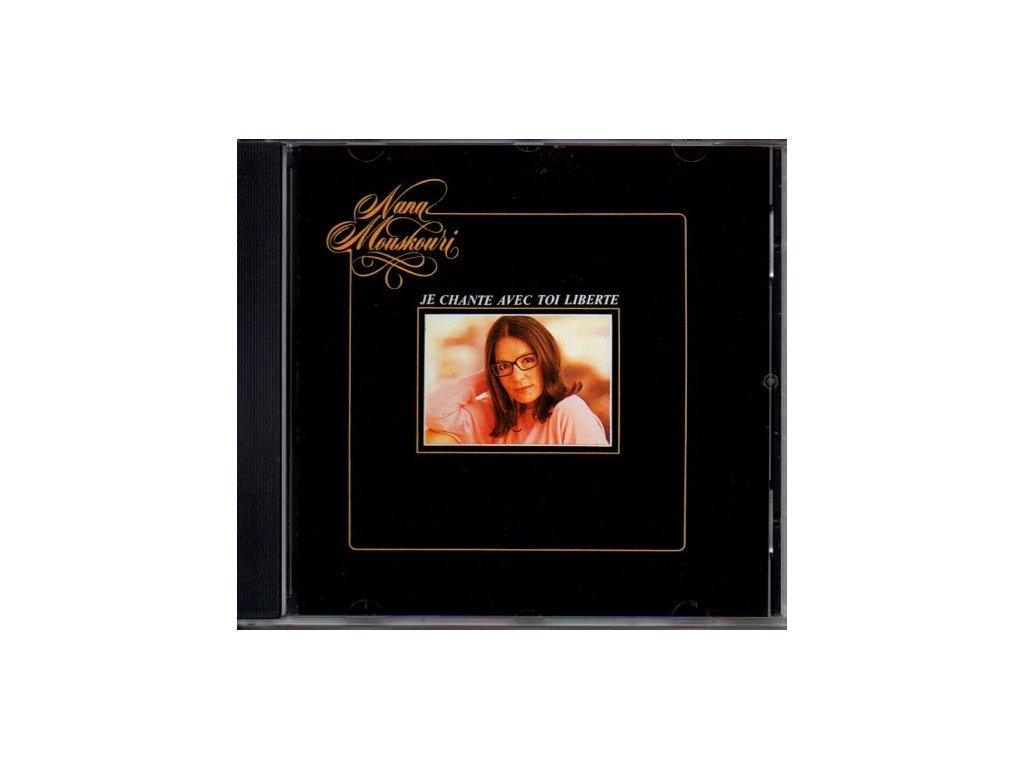Nana Mouskouri: Je Chante Avec Toi Liberte (CD)