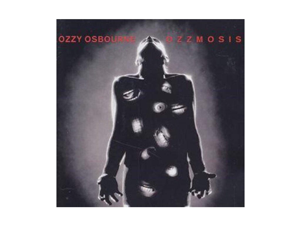 Ozzy Osbourne - Ozzmosis (Music CD)