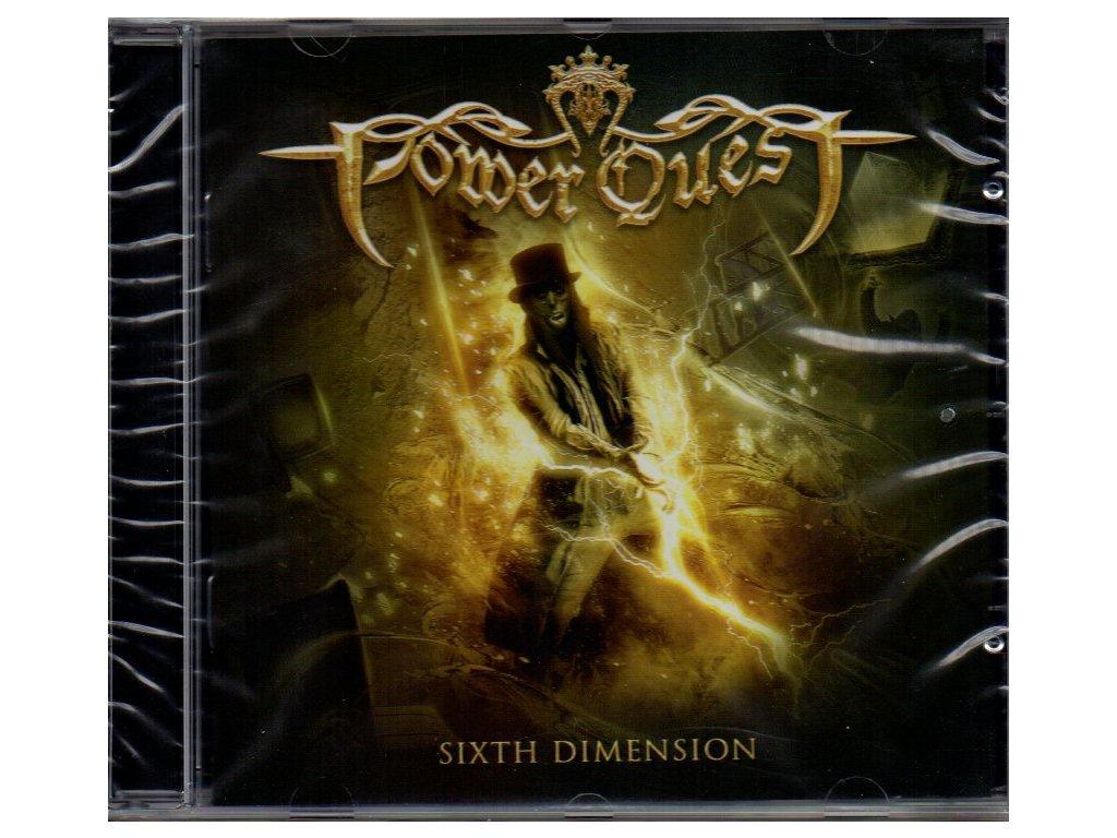 cd power quest sixth dimension