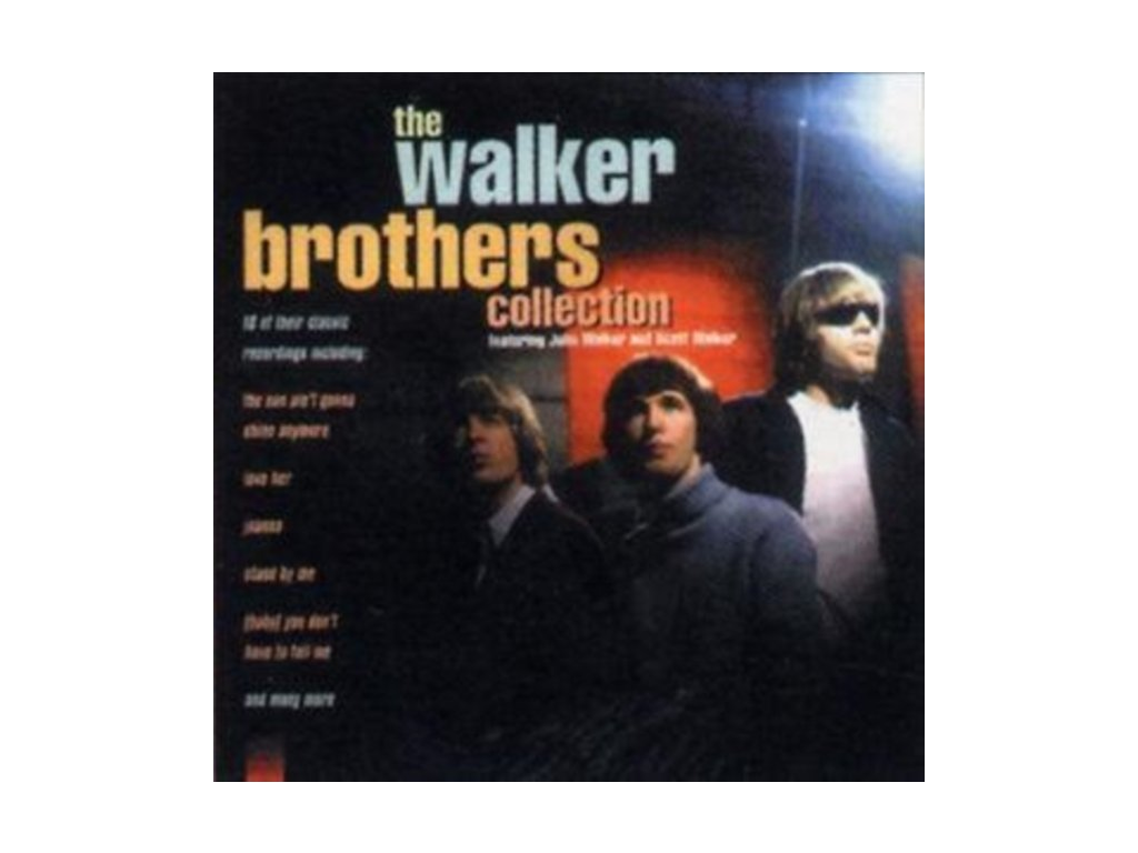 The Walker Brothers - Collection (Music CD)
