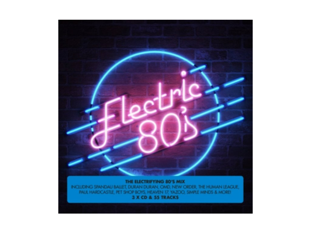 Various Artists - Electric 80s (Music CD)