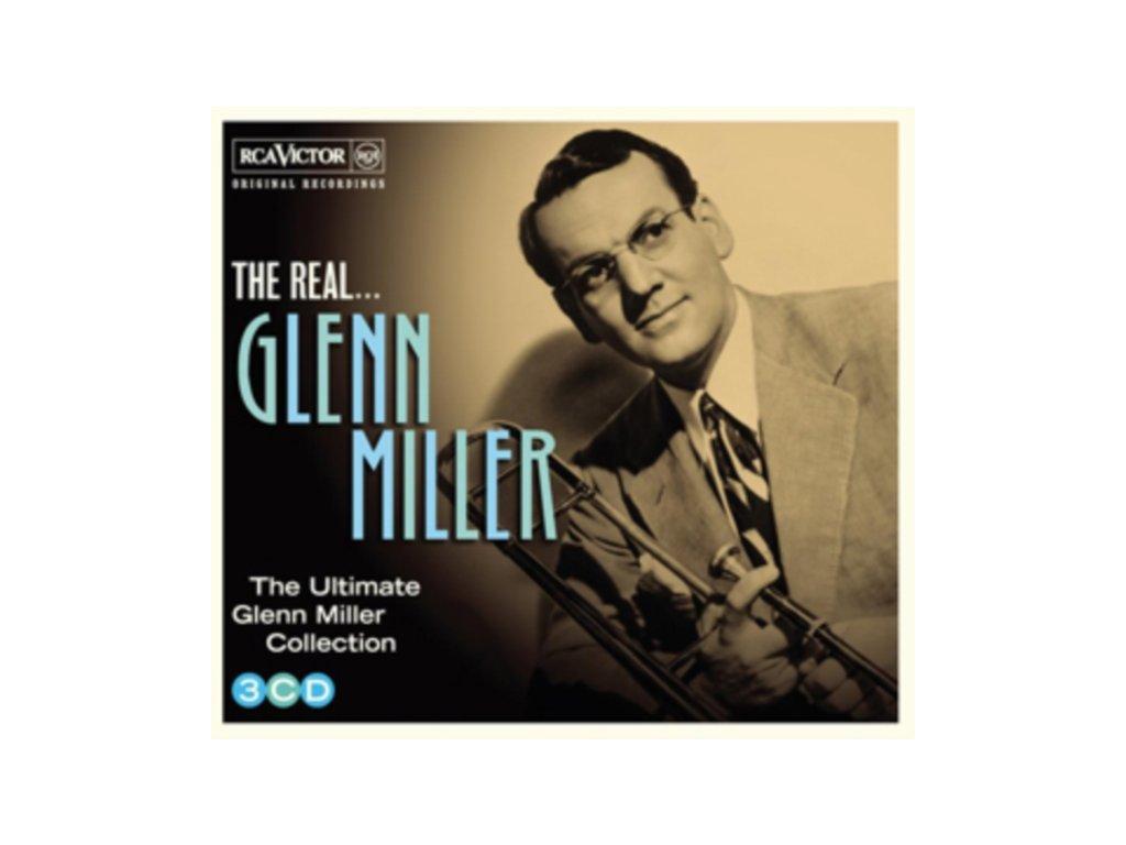 Glenn Miller - Real... (Music CD)