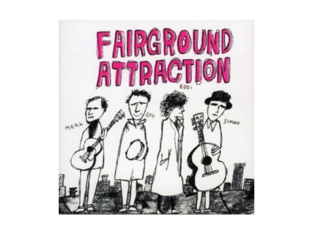 Fairground Attraction - The Best Of (Music CD)