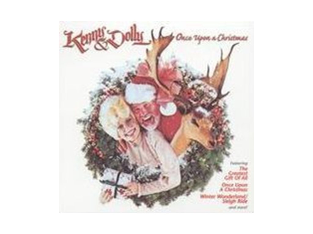Dolly Parton And Kenny Rogers - Once Upon A Christmas (Music CD)