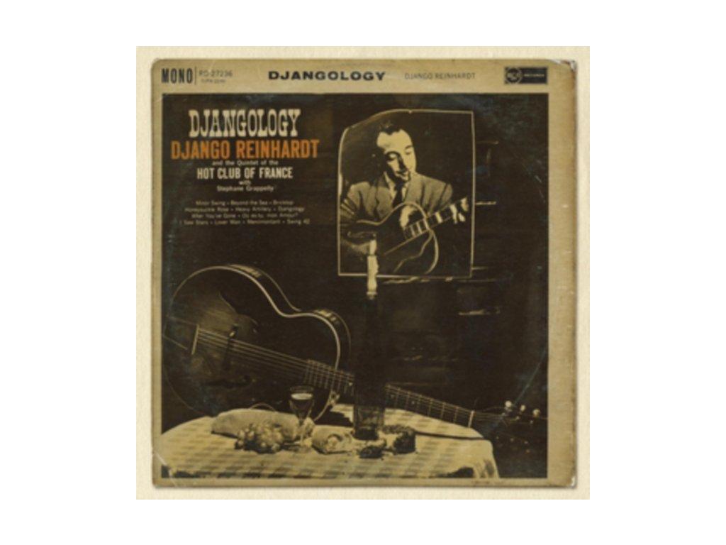 Django Reinhardt - Djangology (Music CD)