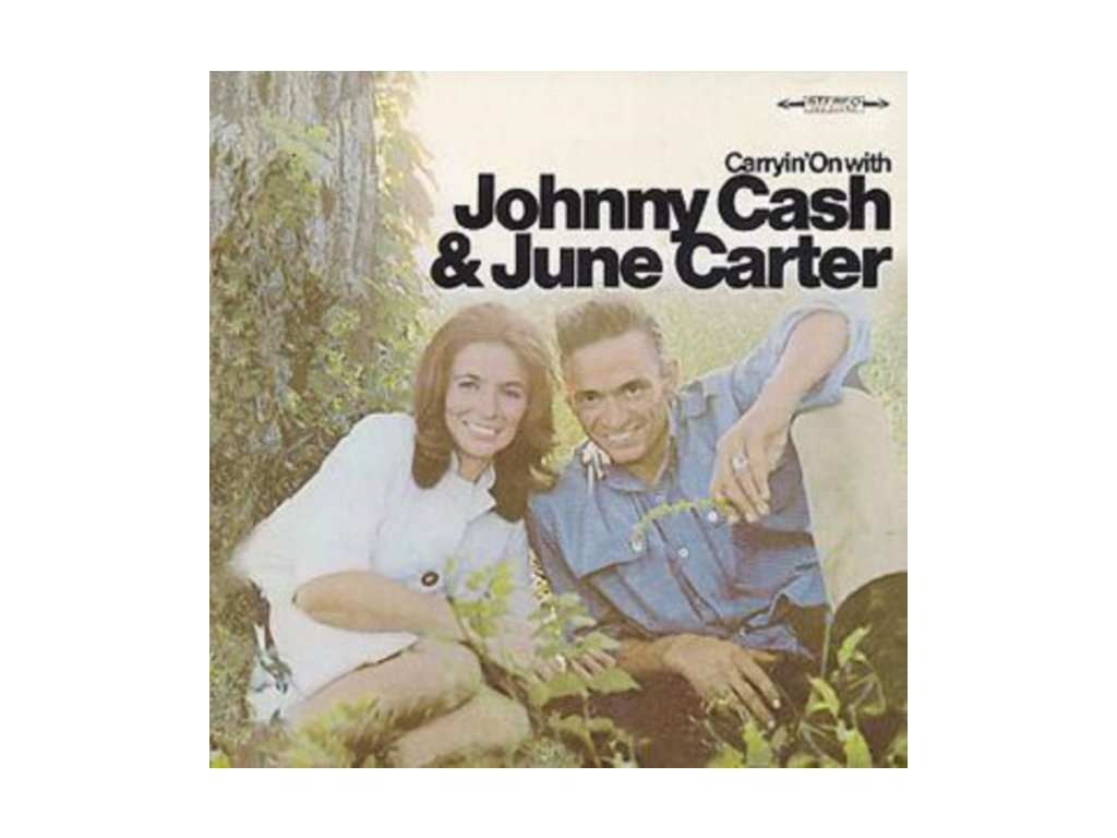 June Carter Cash Johnny Cash - Carryin On With Johnny And June (Music CD)