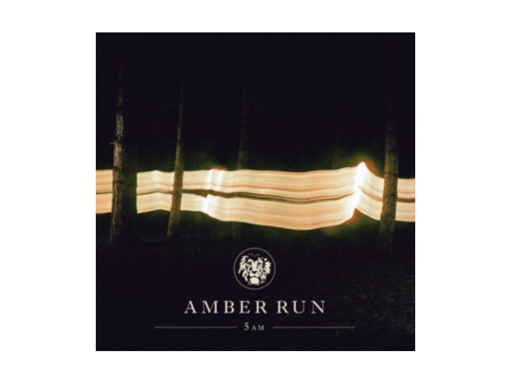 Amber Run - 5AM (Music CD)