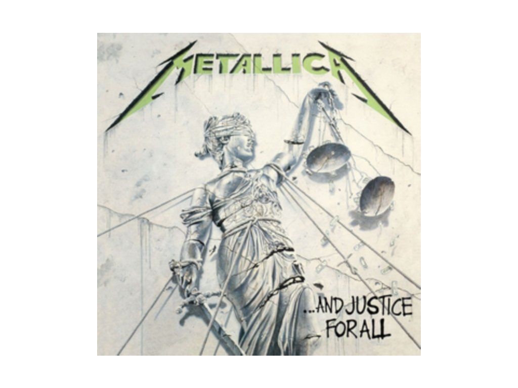 Metallica - …And Justice for All (Remastered) (Music CD)