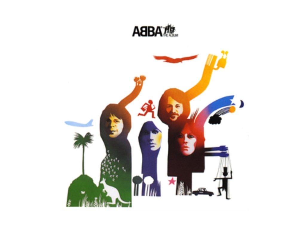 ABBA - ABBA: The Album (Music CD)