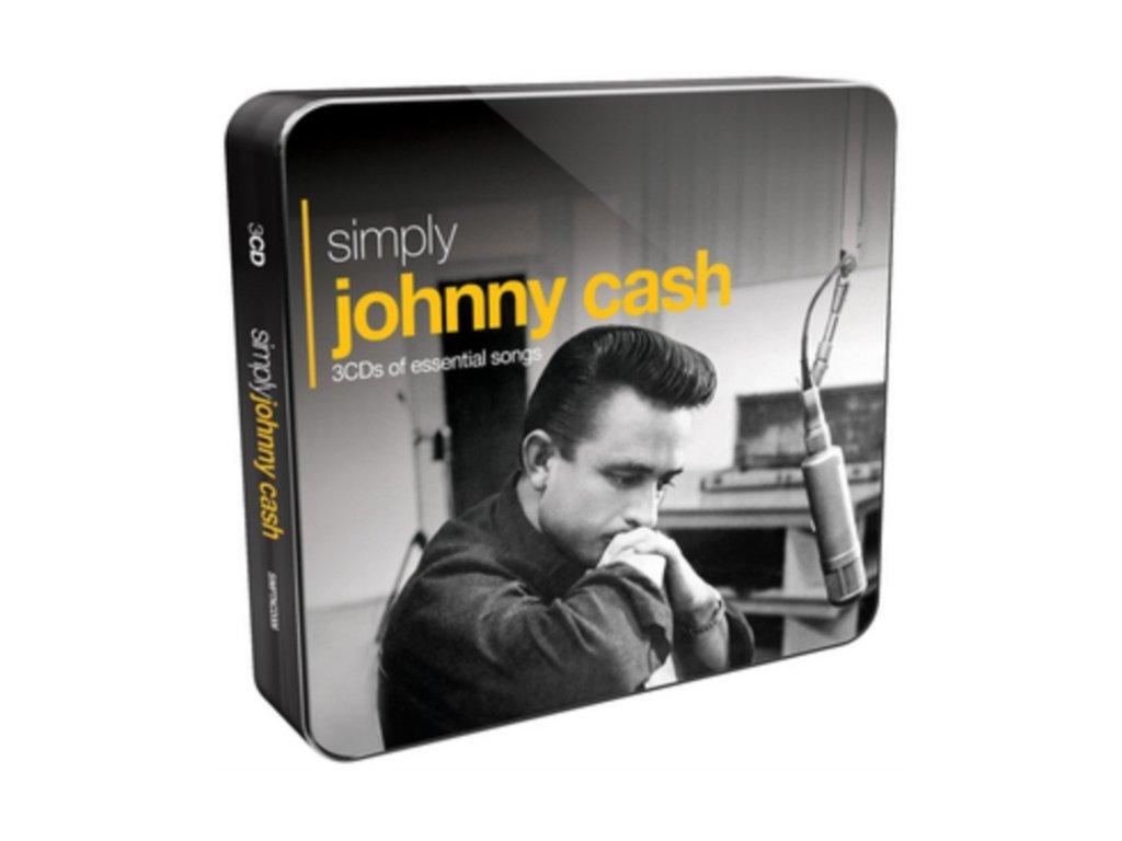 Johnny Cash - Simply Johnny Cash (Music CD)