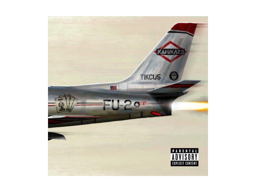 Eminem - Kamikaze (Music CD)
