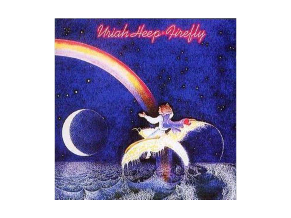 Uriah Heep - Firefly (Music CD)