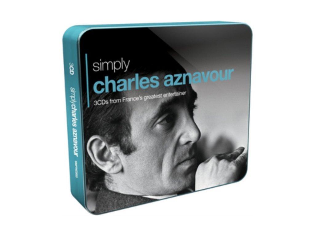 Charles Aznavour - Charles Aznavour (Music CD)
