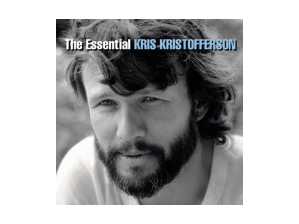 Kris Kristofferson - The Essential Kris Kristofferson (Music CD)