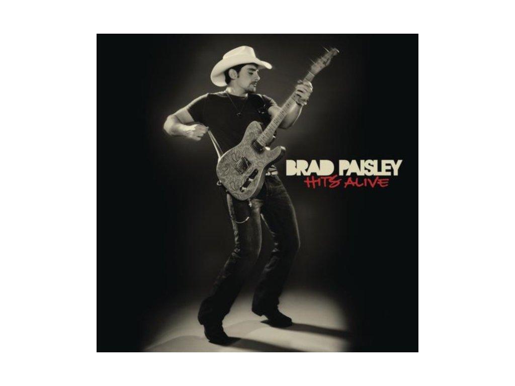 Brad Paisley - Hits Alive (Music CD)