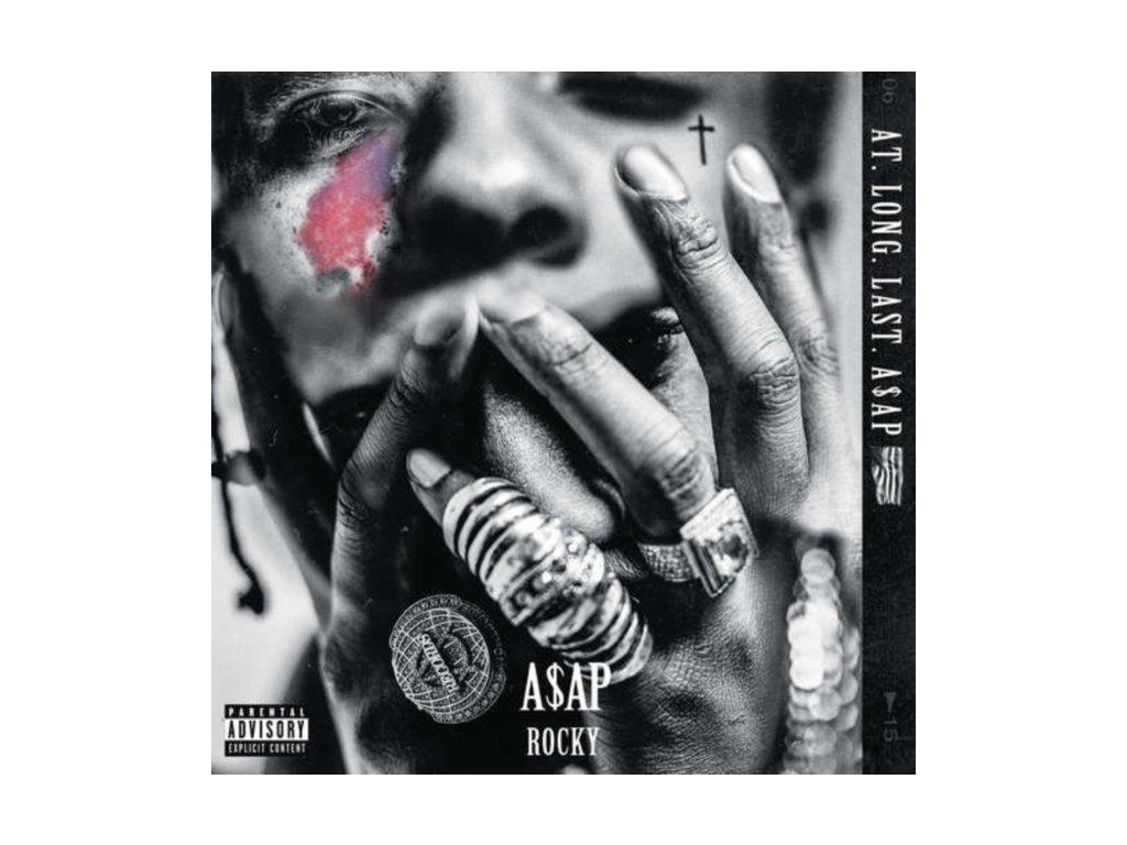 A$AP ROCKY - AT.LONG.LAST.A$AP (Music CD)