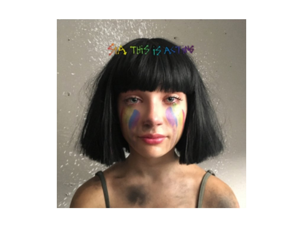 Sia - This Is Acting (Music CD) (Deluxe Version)