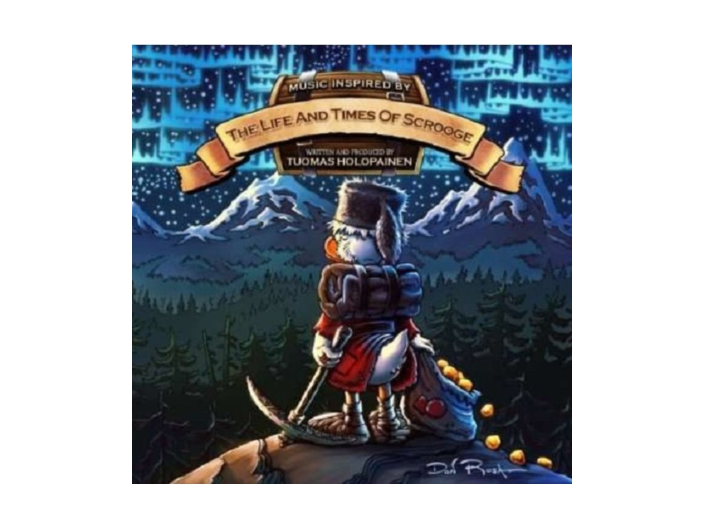 Tuomas Holopainen - Music Inspired by the Life and Times of Scrooge (Music CD)