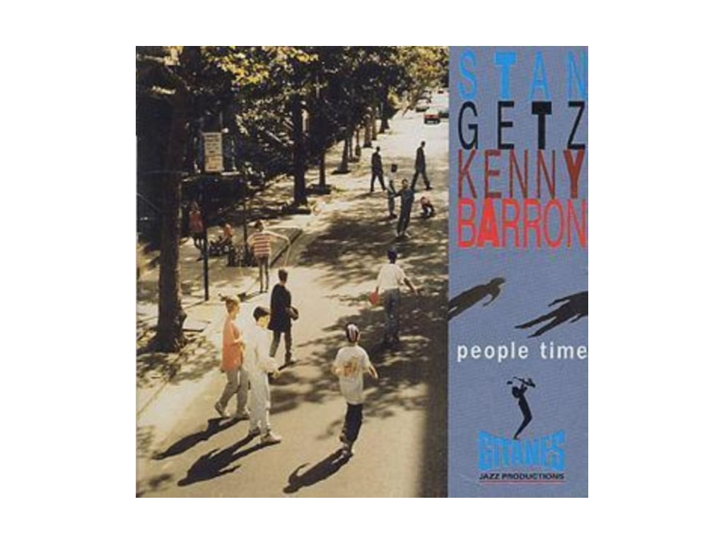 Getz And Barron - Getz And Barron/People Time (Music CD)