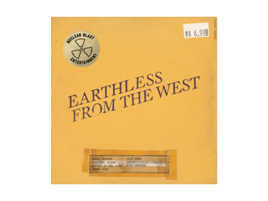Earthless - From The West (Music CD)