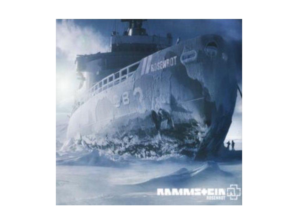 Rammstein - Rosenrot (Music CD)