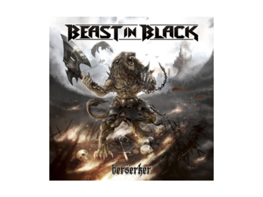 Beast In Black - Berserker (Music CD)